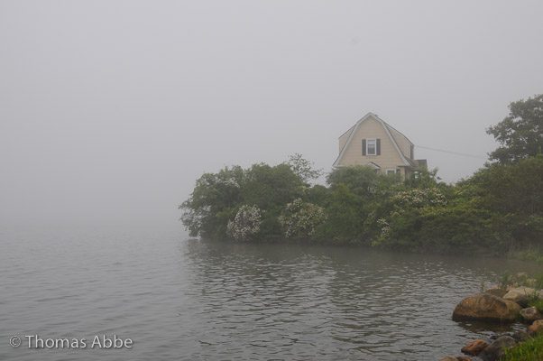 House on Fort Pond